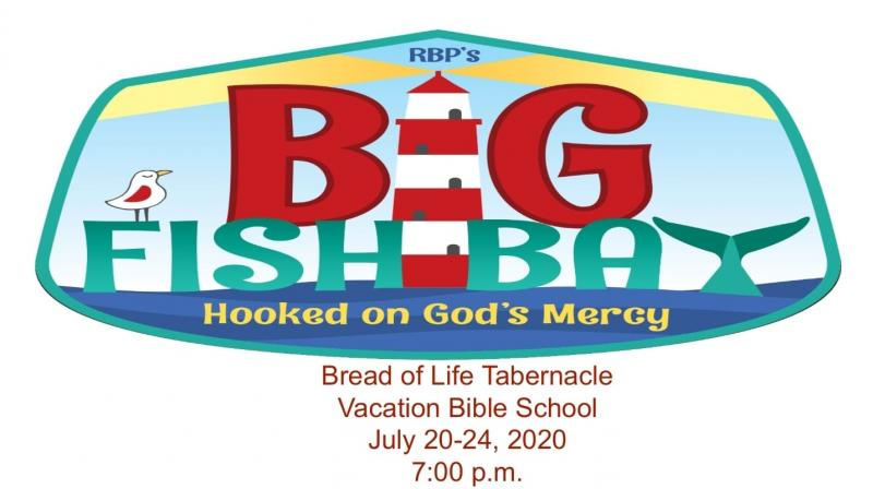 Join Us For Vacation Bible School!!